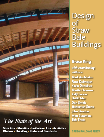 Design of Straw Bale Buildings