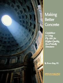 Making Better Concrete